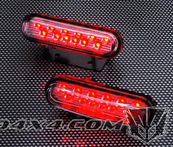 Luces LED Freno