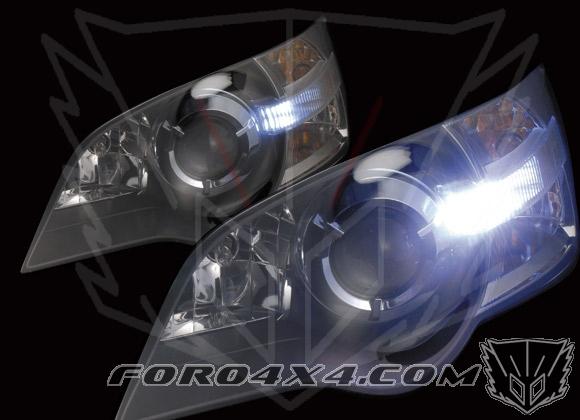 Luces LED Posicion IPF